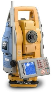 Topcon IS-3 Imaging Station