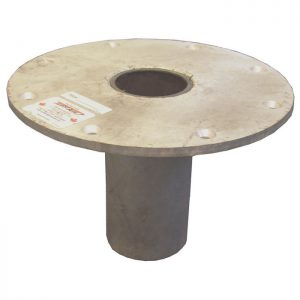 Flush Floor Mount for Existing Concrete 30021