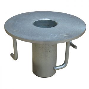 Flush Floor Mount for Fresh Concrete 30023