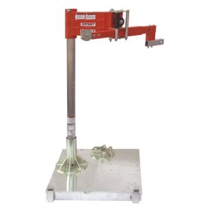 Horizontal Entry – Clamping Base & Arm Assembly 30234/235