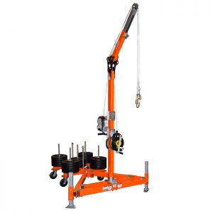 Counterweight base 30445KIT