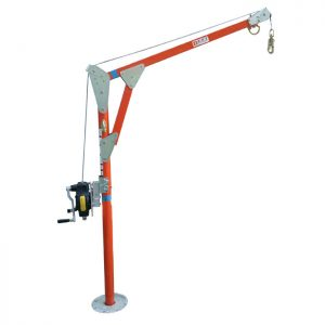 Analog One-Piece Davit 50028