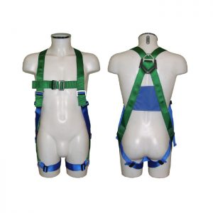 Single Point Fully Adjustable Harness with rear 'D' attachment point (AB10)