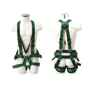 Industrial Sit Harness ABISH