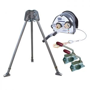 Confined Space kit with  27m Man Riding Winch CST3KIT
