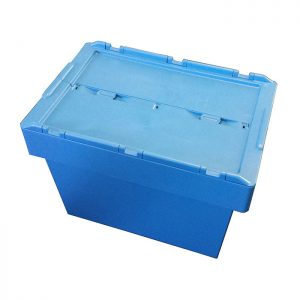Plastic Winch Box  with foam insterts EU39