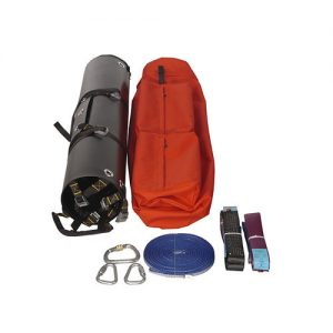 ROLLABLE RESCUE STRETCHER KIT IN CARRY BAG (RS100)