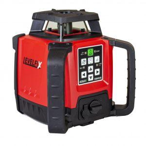 LEVELFiX 550HVG: Green Horizontal and Vertical Rotary Laser Level