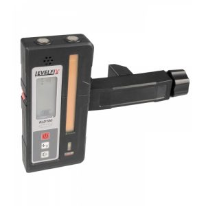 LevelFix RLD100GR Detector & Clamp – 550 Green/Red for Rotary Lasers