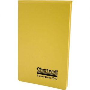 Chartwell Survey Book 2042 130 x 205mm