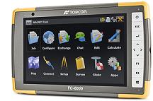 Topcon FC-6000 Field Controller