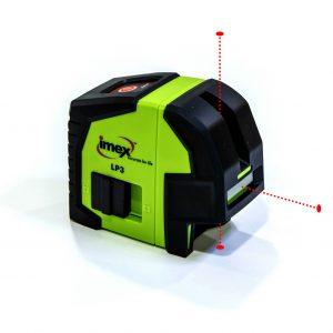 Imex LP3 Self Levelling Dot Set-Out Laser