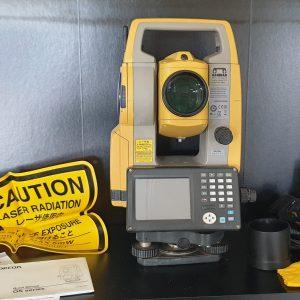 Topcon OS-105 Total Station