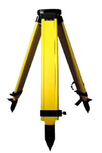 Imex Yellow Wooden Tripod