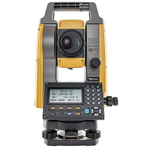 Topcon GM-50 Series Total Station